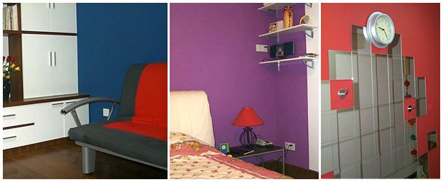 墙面油漆色彩的搭配 装修讨论