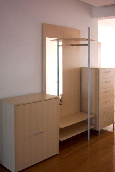 进门左手鞋柜一进门鞋柜装修效果图左手边图片5