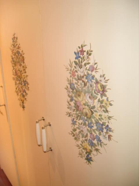 花鸟墙纸贴图 欧式