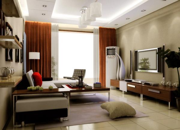 田园风格卧室装修图片 交换空间家装效果图 交换空间装修