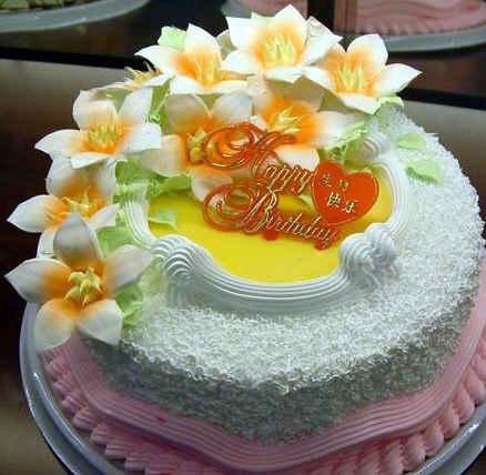 婚庆蛋糕 生日蛋糕 祝寿蛋糕 网购六五折