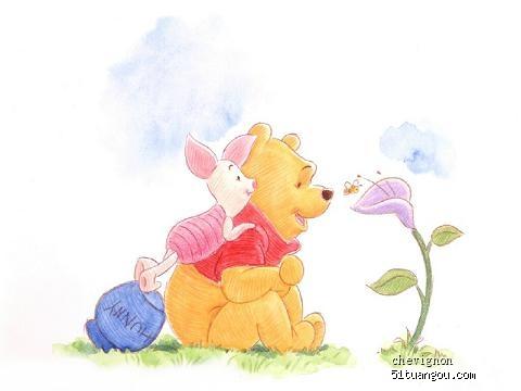 急问 和 小熊维尼 在一起的那只小猪叫什么名字啊