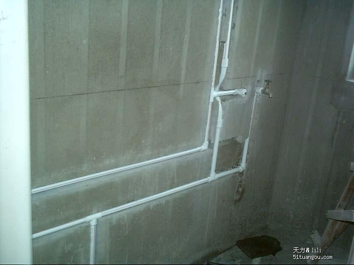 天力水管开槽安装第一家 欢迎拍砖