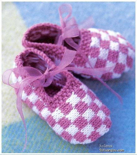 小孩鞋的编织方法视屏