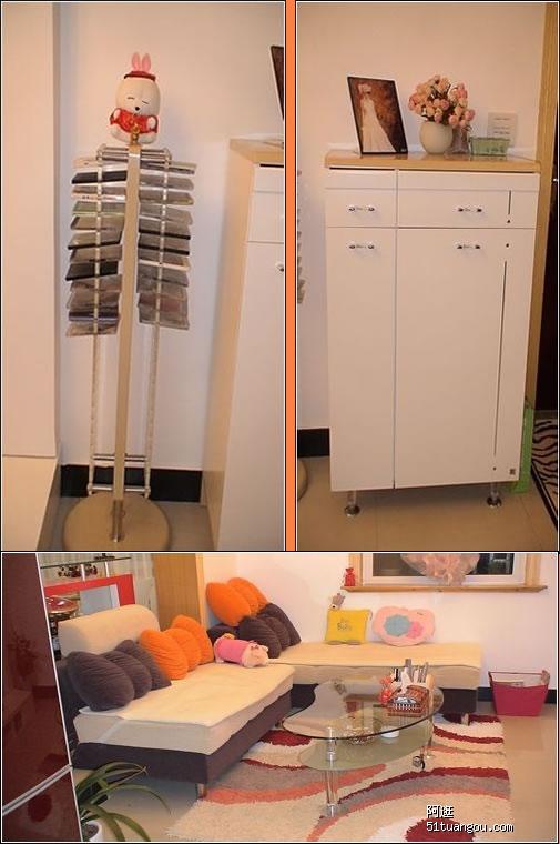 小户型旧房改造 8万 装修和家具 4万 电器