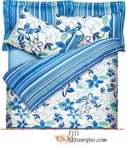转让全新Esprit床上用品4件套,大家出个价,合适就转了图片