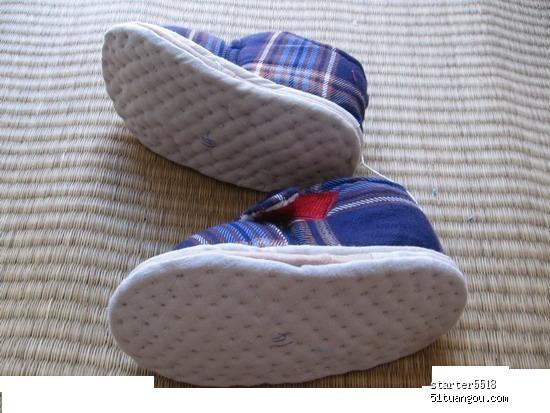 宝宝冬天穿的棉鞋10元,最低价