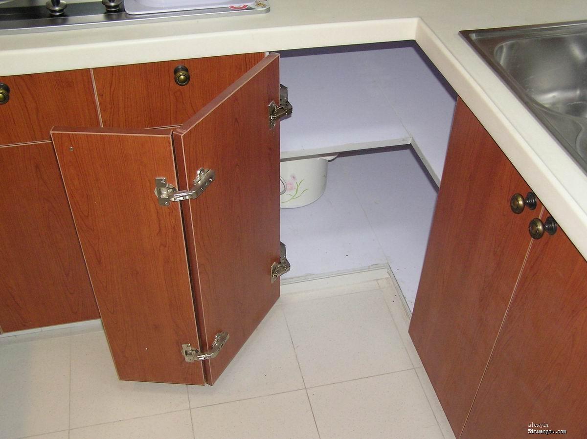 展示一下自己设计制作的橱柜