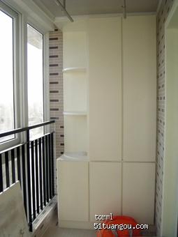 急找阳台储物柜图片