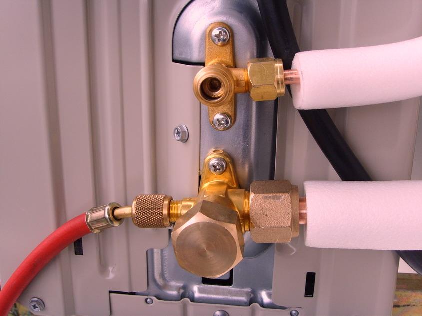 变频空调安装,你家抽真空了么?