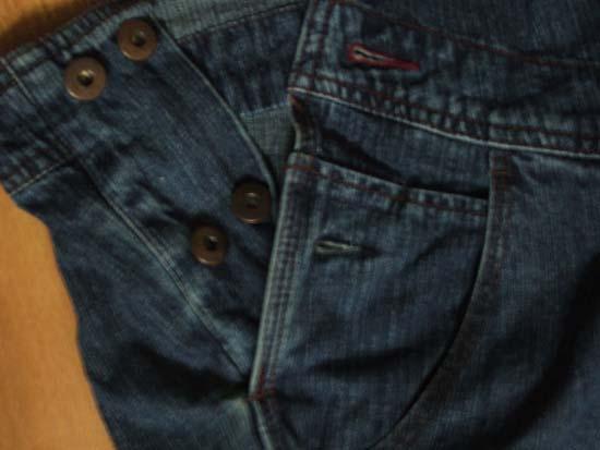 闲置孕妇牛仔背带裤低价转让了