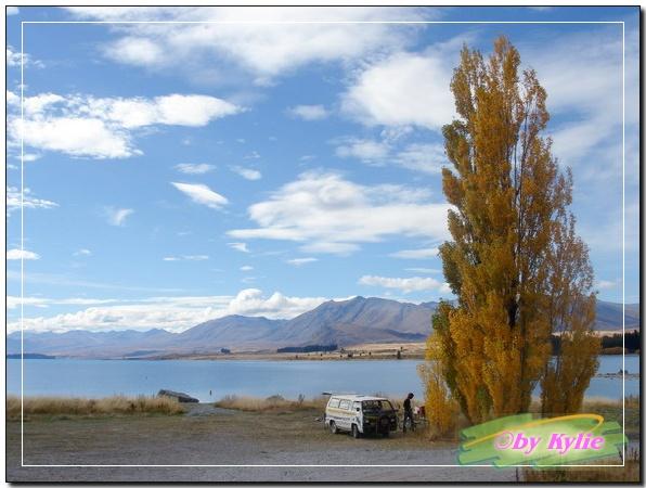 新西兰这一路上看到的风景,只让人觉得自己的语言表达能力太贫瘠.