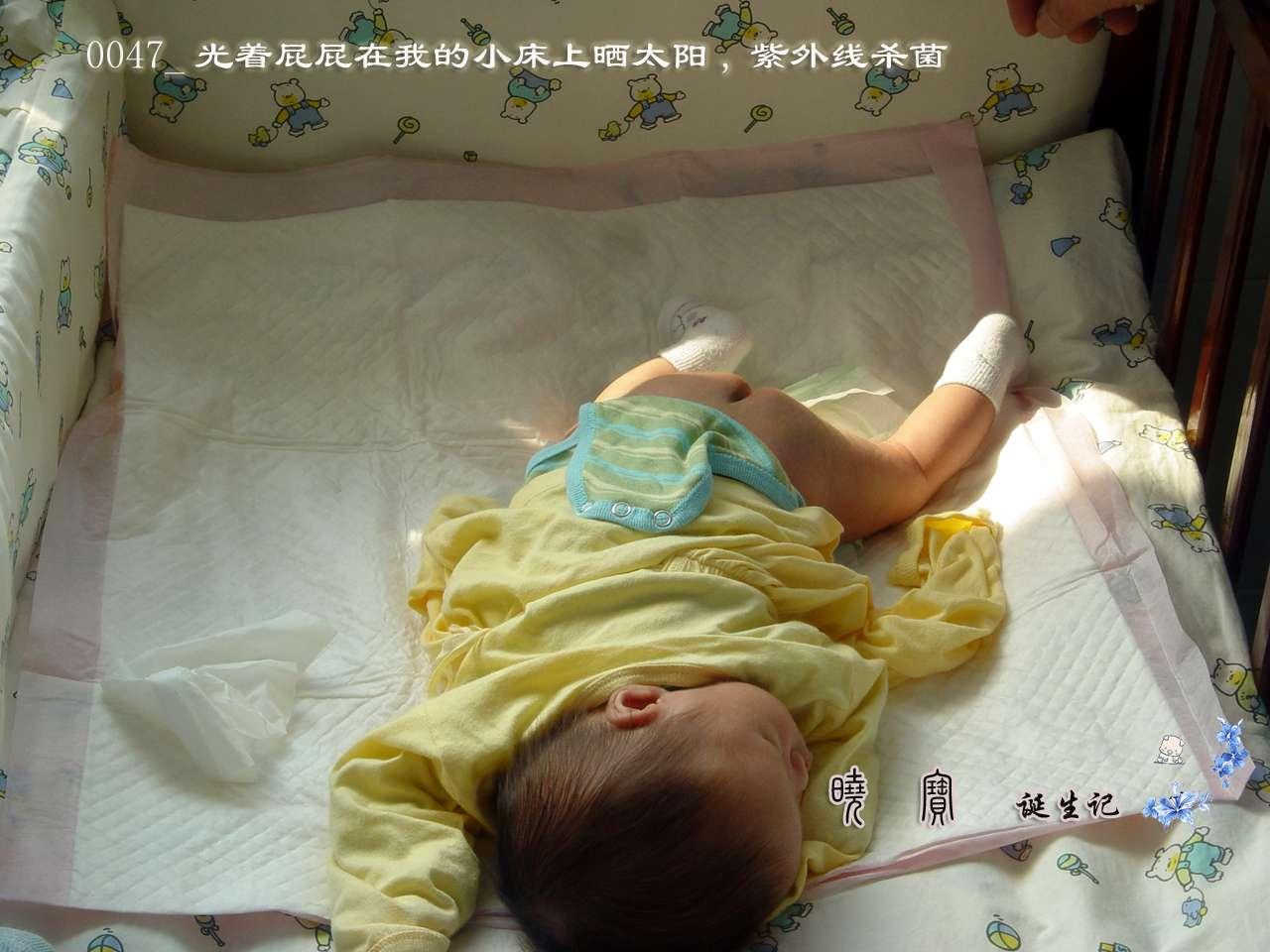 (组图) 宝宝可爱睡姿大比拼!
