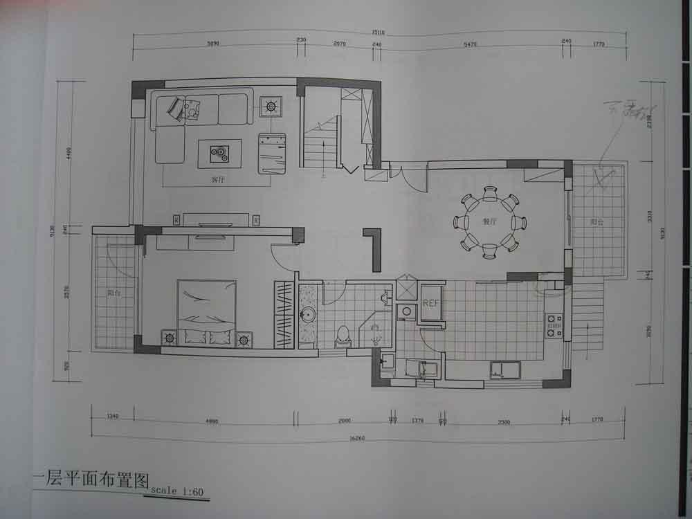 徐汇漓江山水花园200平米叠加别墅1917设计,入住一年后上传照片,简欧