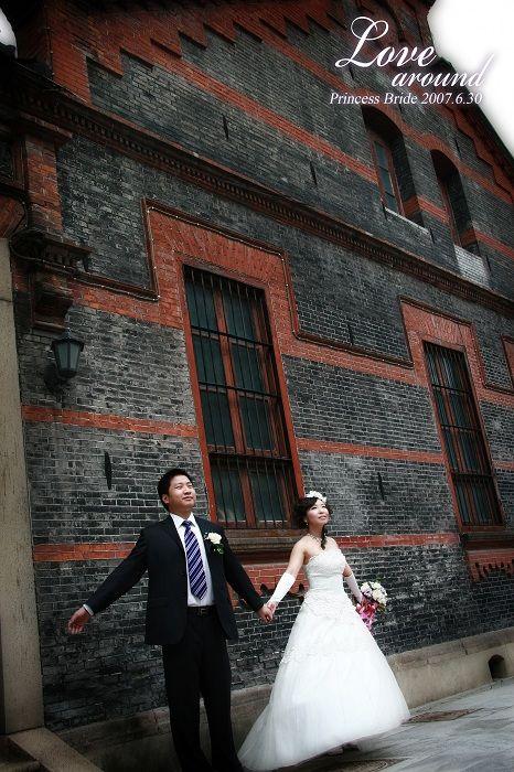 婚好轉 外景,內景婚紗,白色婚鞋效果圖上傳嘍