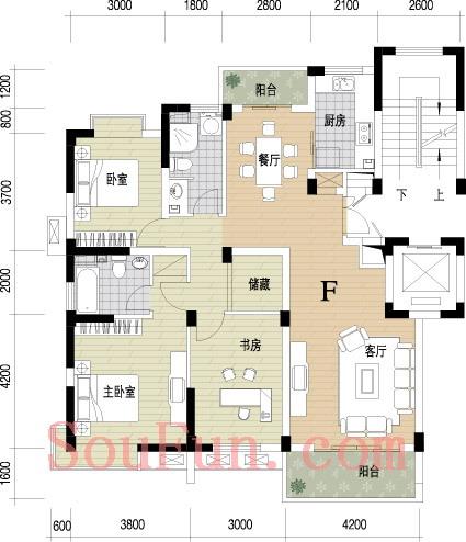 请设计师帮我看下房子 130方 ,想装修了