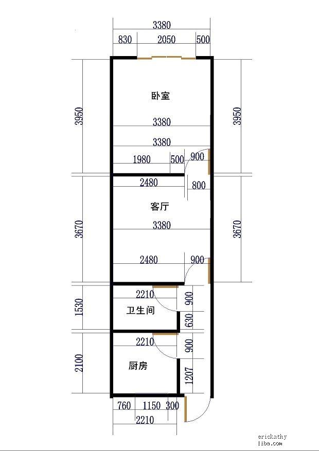 水管房子设计图