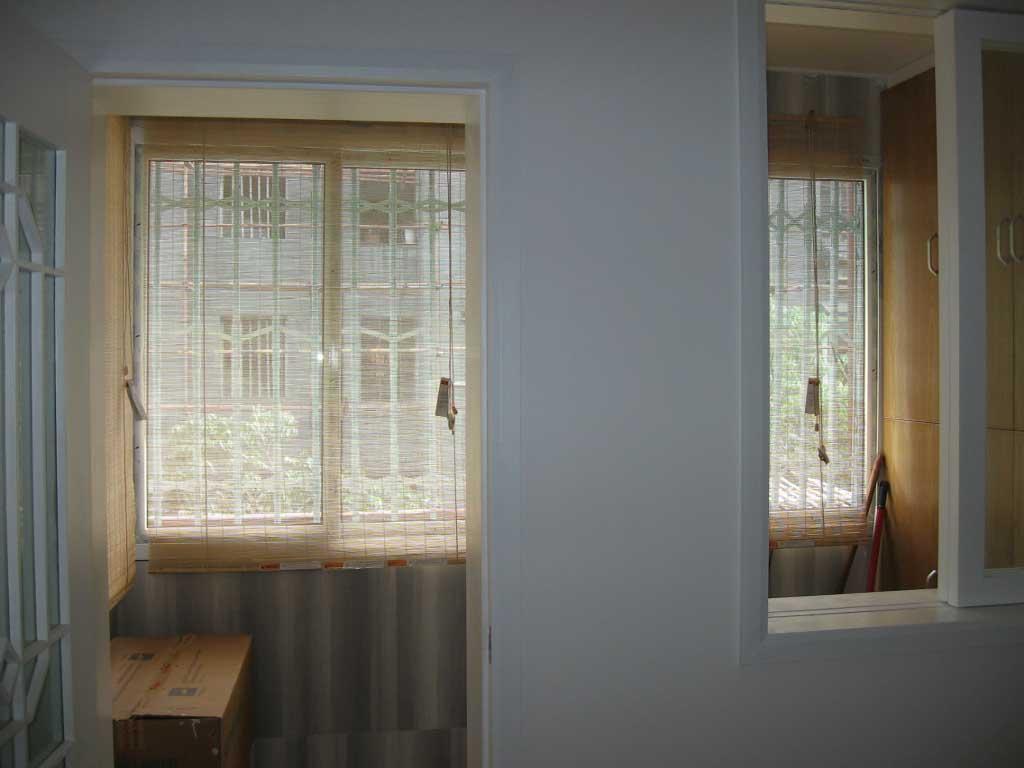 远兮 44方老房子装修日记 地板 移门 台盆安装完毕 闲置汉斯格雅单
