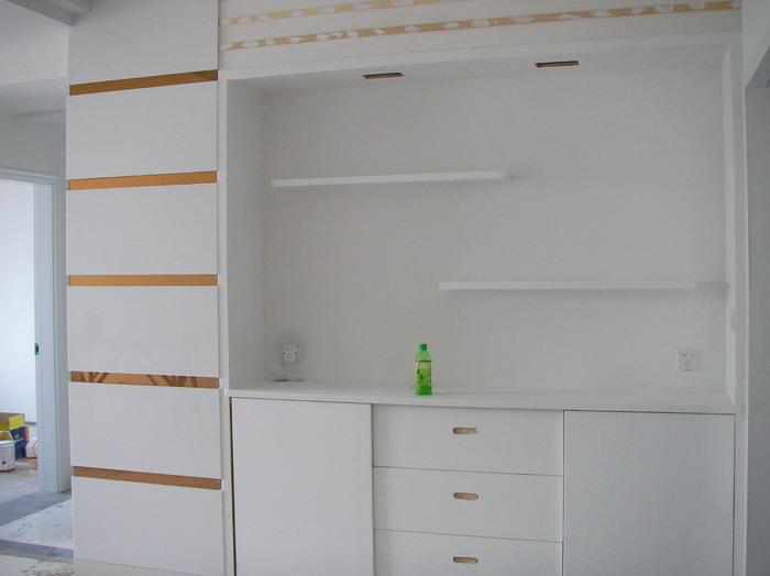 木工靠墙酒柜设计图_木工靠墙酒柜设计图分享展示