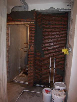 砖砌衣柜施工步骤图