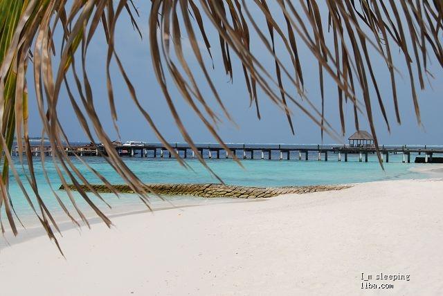 马代蜜月行★cocoa island--离开是为了下一次的重返