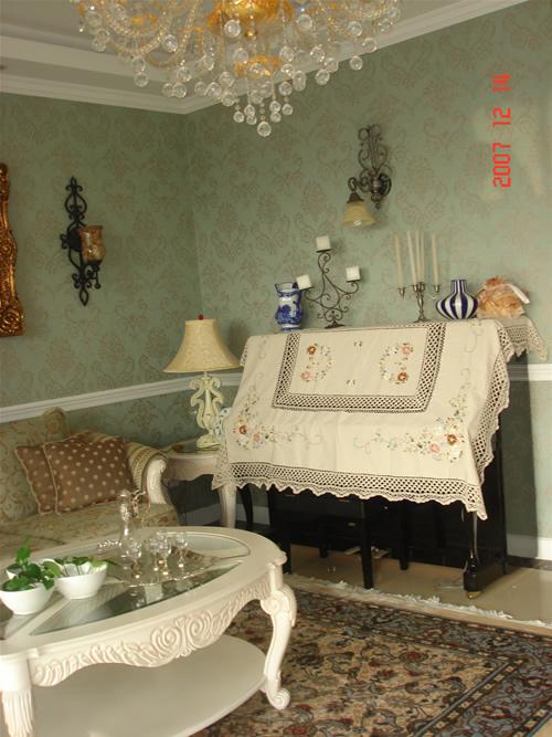 欧式钢琴下用的地毯图片大全