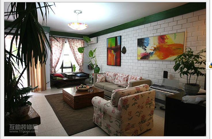 有同学家用实木顶角线 或者是刷完墙漆后装石膏线的 高清图片
