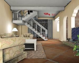 求助:坡顶房间的家具布局摆放(附效果图)
