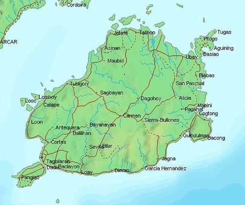 薄荷岛地图