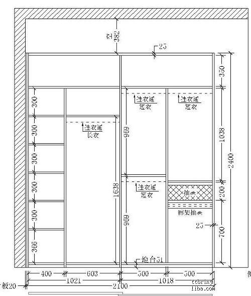 戶型 戶型圖 平面圖 500_589圖片