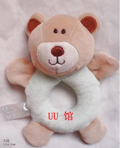 【宝贝说明】可爱的小熊造型,精细的做工.