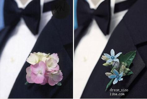 粉色婚礼布置/兰色海洋主题婚礼礼物/欧式捧花胸花/婚礼蛋糕/欢迎大家