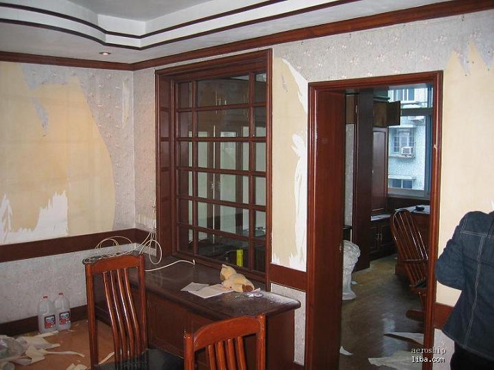 园 83方老房装修ing 关于油漆施工工艺的疑问