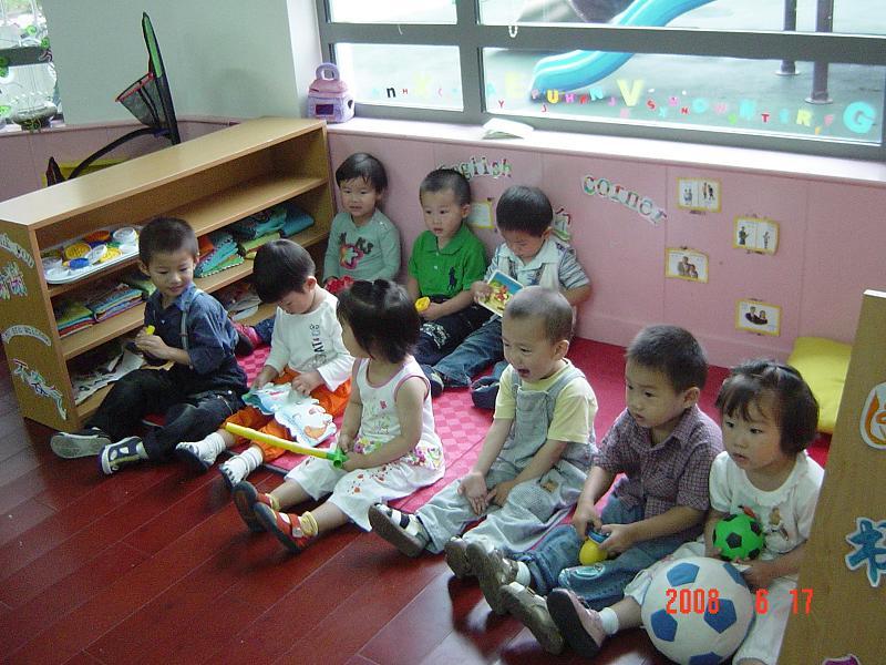 北大博雅汇童—孩子们的幼儿园生活
