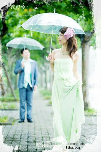 雨中奋战的情侣:感谢美女阿咪+前卫阿忠+羞涩阿坤
