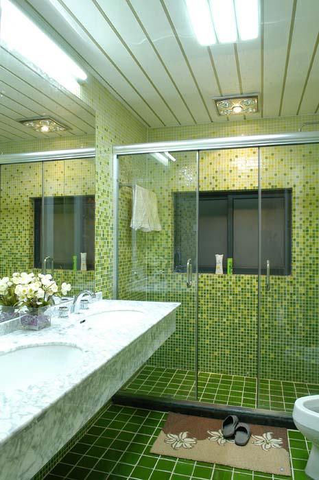 急求卫生间干湿分离隔墙效果图 高清图片