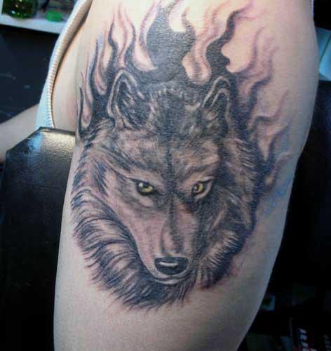 上海专业纹身工作室shenyu-tattoo#疤痕遮盖/失败纹身修改,每个作品图片
