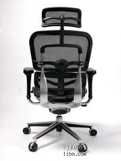椅子背面图
