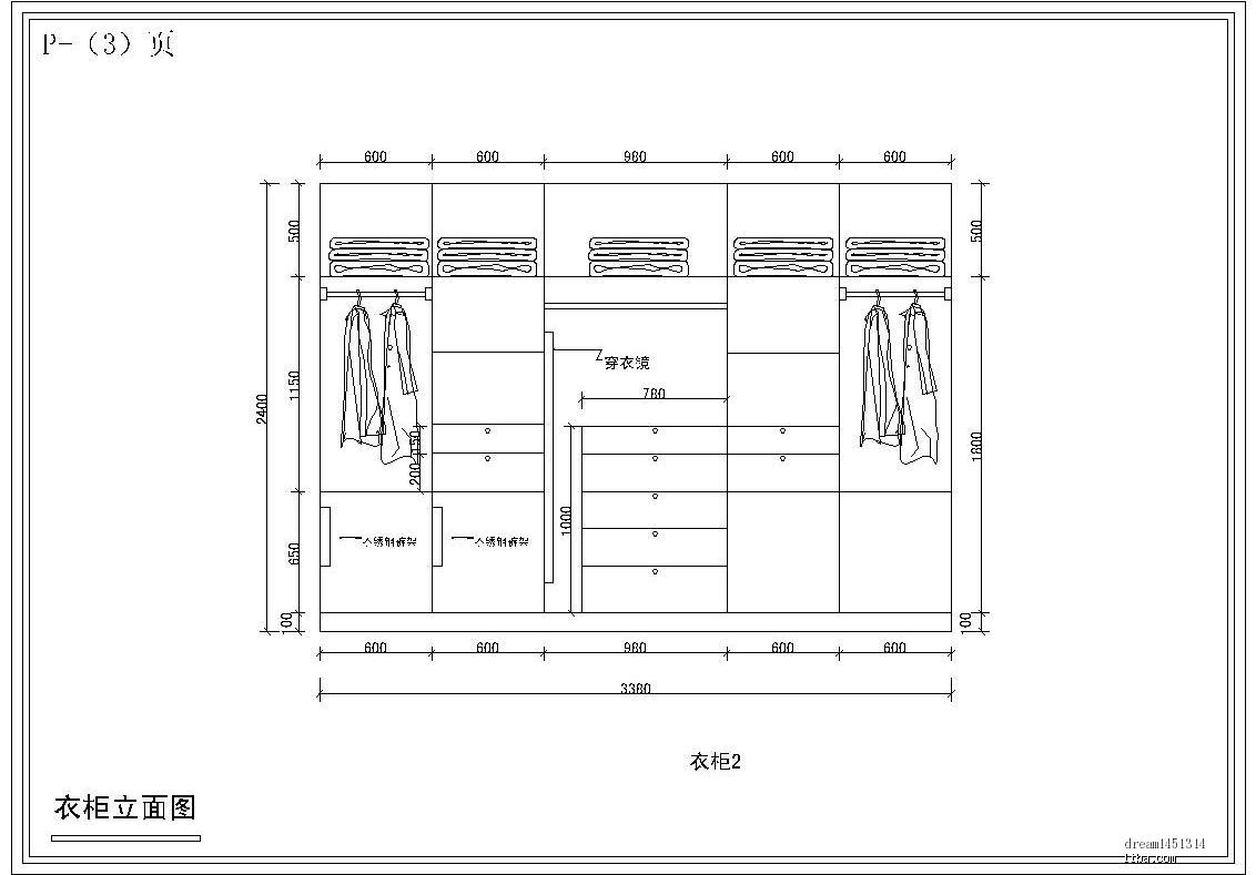 8米x18米房子设计图