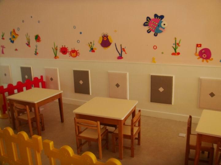 威尼斯的实验幼儿园的阳光园爸爸妈妈交流园