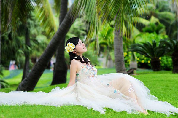 三亚蜜月婚纱照——by吸引力@山海天&亚龙湾红树林