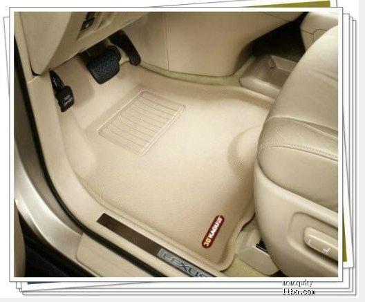 热卖汽车立体脚垫和后备厢 50元 80元 140元 150元 350元等不同款式高清图片