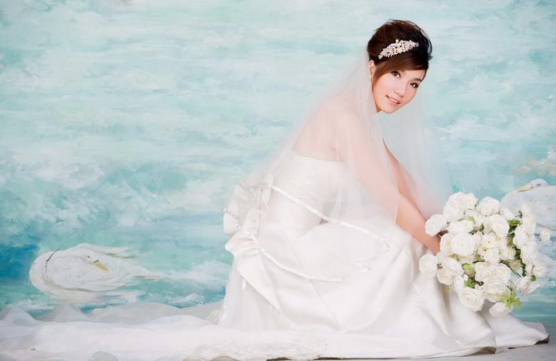 婚纱 婚纱照 800_519