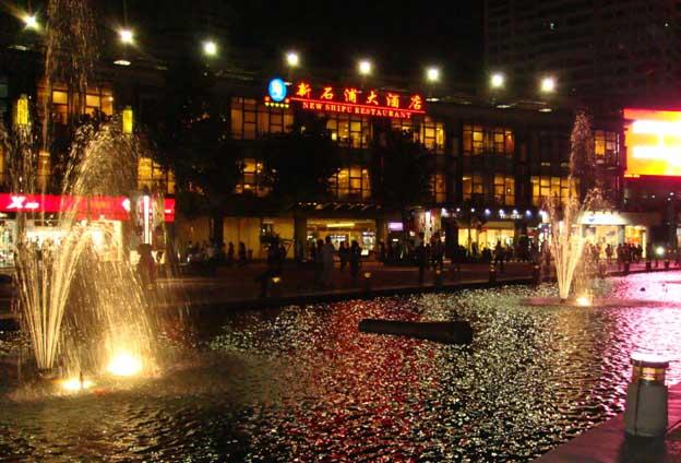 宁波四人5天自由行 天一广场东钱湖 象山和浙东大峡谷