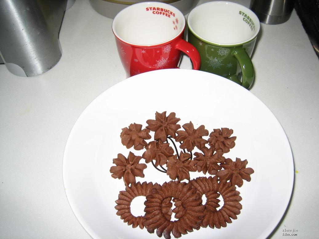 用三能专用裱花嘴和韩国花式裱花嘴做出漂亮的曲奇!