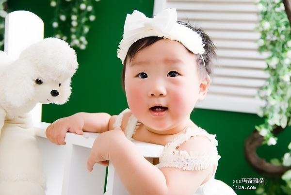 儿童 影楼 拍照 浴袍