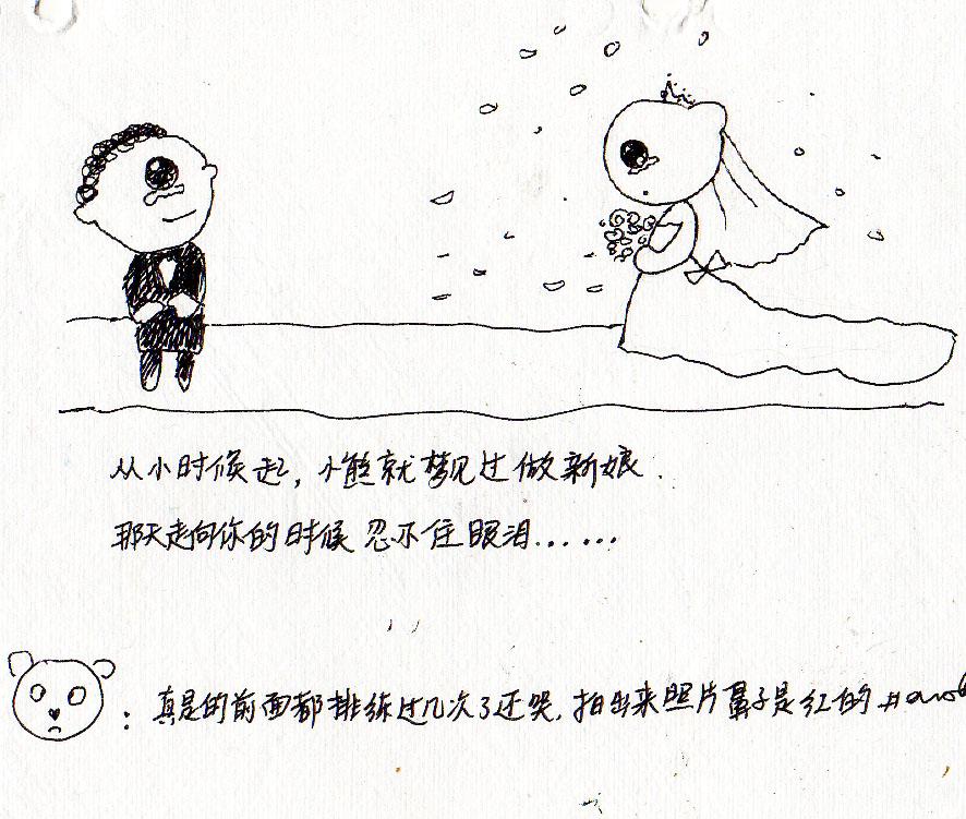 小熊的画画日记