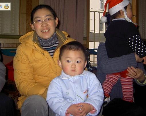 杨浦基金幼儿园-13-18个月早教黄宝宝班领地