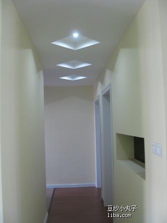 走廊吊顶造型效果图
