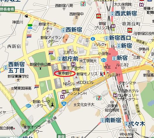 日本东京旅游景点地图【相关词_日本东京地图全图】